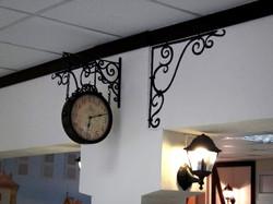 Роспись стен Школьный ресторан (стена, акрил)