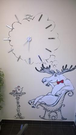 Роспись стен Хостел Вежливый лось и Лабиринт 2015 (60)