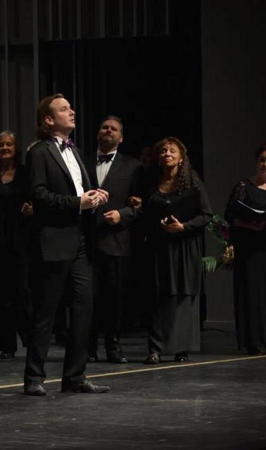 Great Opera Choruses, LA Opera 2018