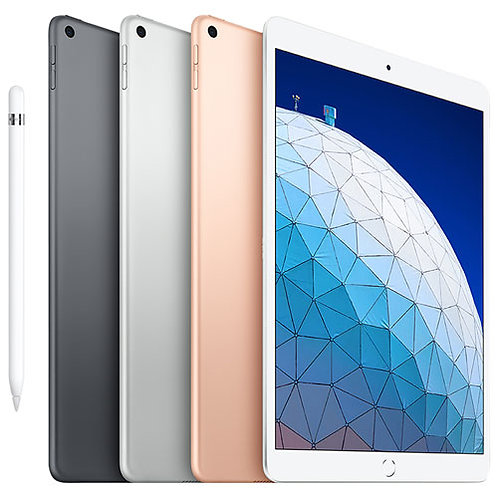 "Apple iPad Air 10.5"" 64GB with Wi-Fi (3rd Generation) - Gold"
