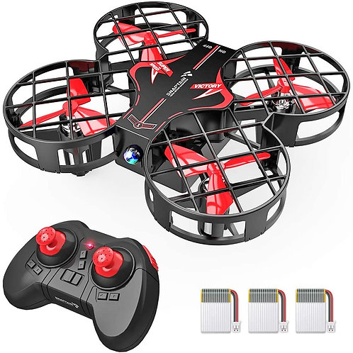 SNAPTAIN H823H Mini Drone for Kids, RC Nano Quadcopter w/ Altitude Hold, Headles