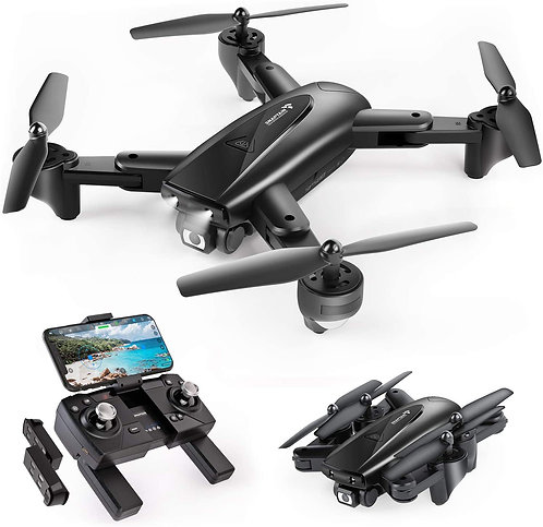 SNAPTAIN SP500 Foldable GPS FPV Drone with 1080P HD Camera