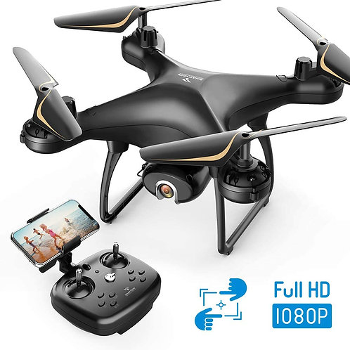 SNAPTAIN SP650 1080P Drone with Camera for Adults 1080P HD Live Video Camera