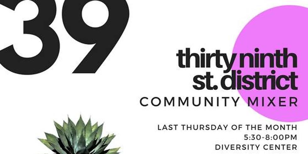 Monthly Community Mixer