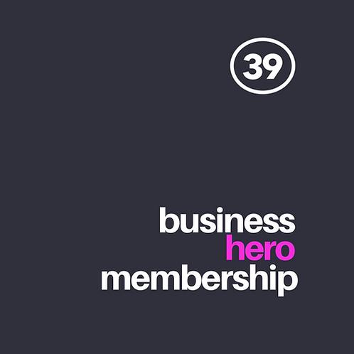 Business or Property Owner Hero Membership