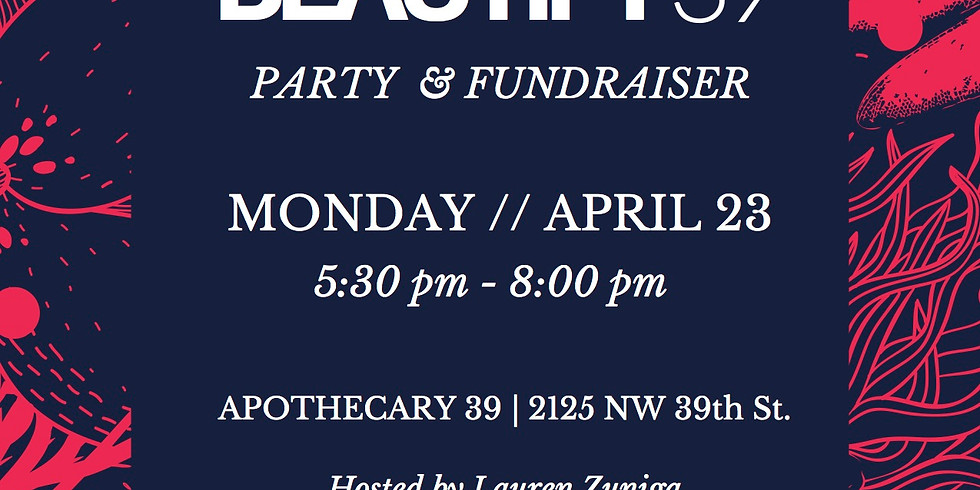 BEAUTIFY39 Party & Fundraiser