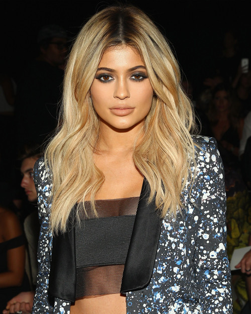 Kylie Jenner lace front wig