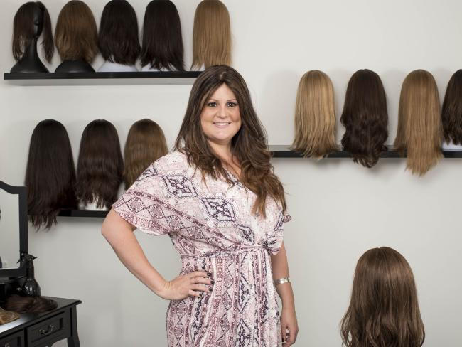 Real Hair wigs sydney, melbourne, brisbane. Best wigs for hair loss