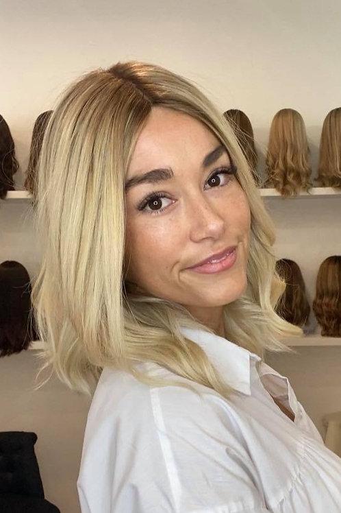 "14"" Luxury European Wig - Light Density - The Kate"
