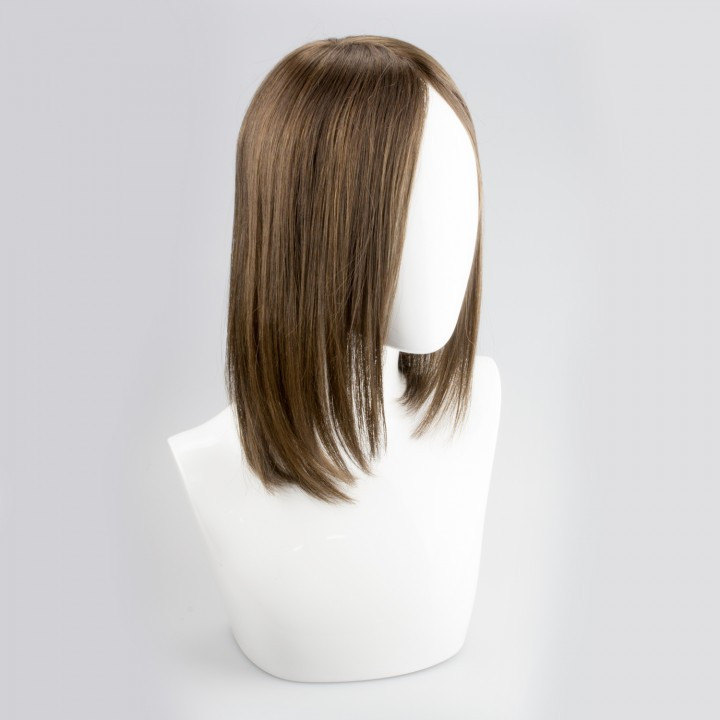 Ladies hair topper for hair loss