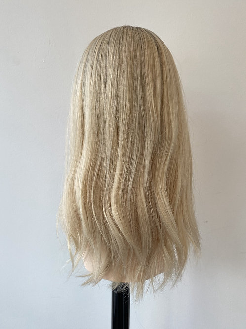 "18"" Light Density Premium Remy Wig - Custom Blonde"