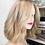 "Thumbnail: 14"" Luxury Virgin European Human Hair Wig"