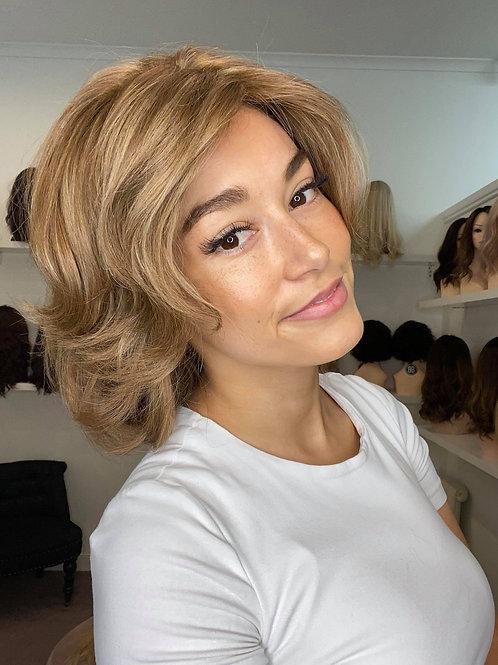 "13"" Luxury European Wig - The Leah"