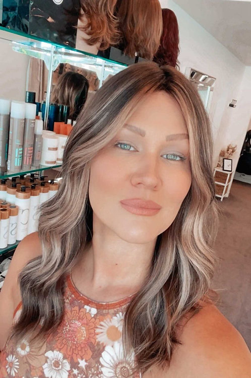 "18"" Luxury European Wig - The Shannon"