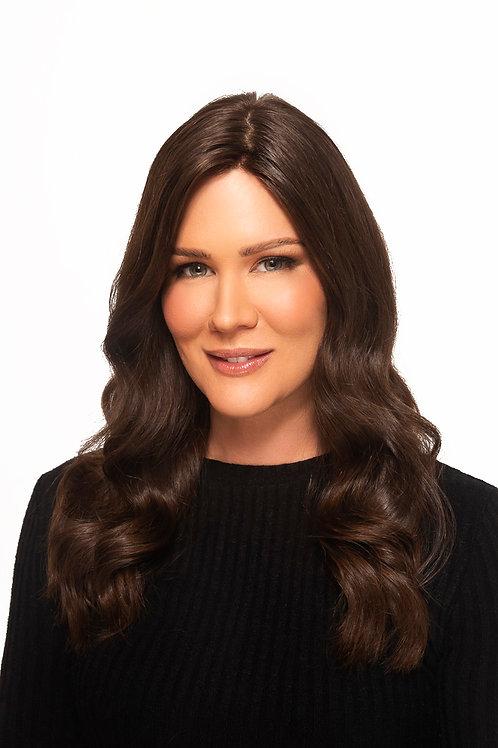 "22"" Luxury Virgin European Human Hair Wig"