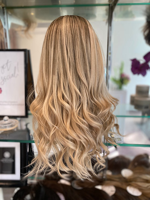 "22"" Premium Remy Wig - Light Density - The Elle"