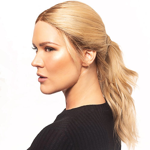 Light Density Premium Remy Ponytail Hair Wig (available in 2 lengths)