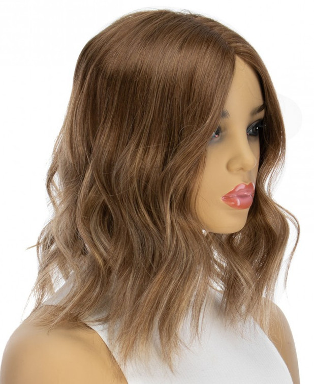 Introducing Crown Toppers... the next big thing in hair extensions for thinning hair!