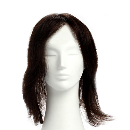 Diana - Top Partial Hairpiece 13""