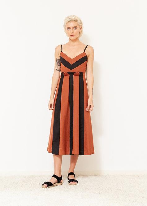 Vestido Clocha