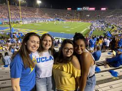 UCLA Football Game