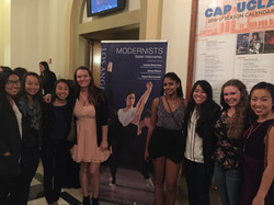 Modernists Ballet at Royce Hall