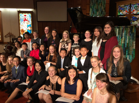 Canada Music Week and Awards Recital