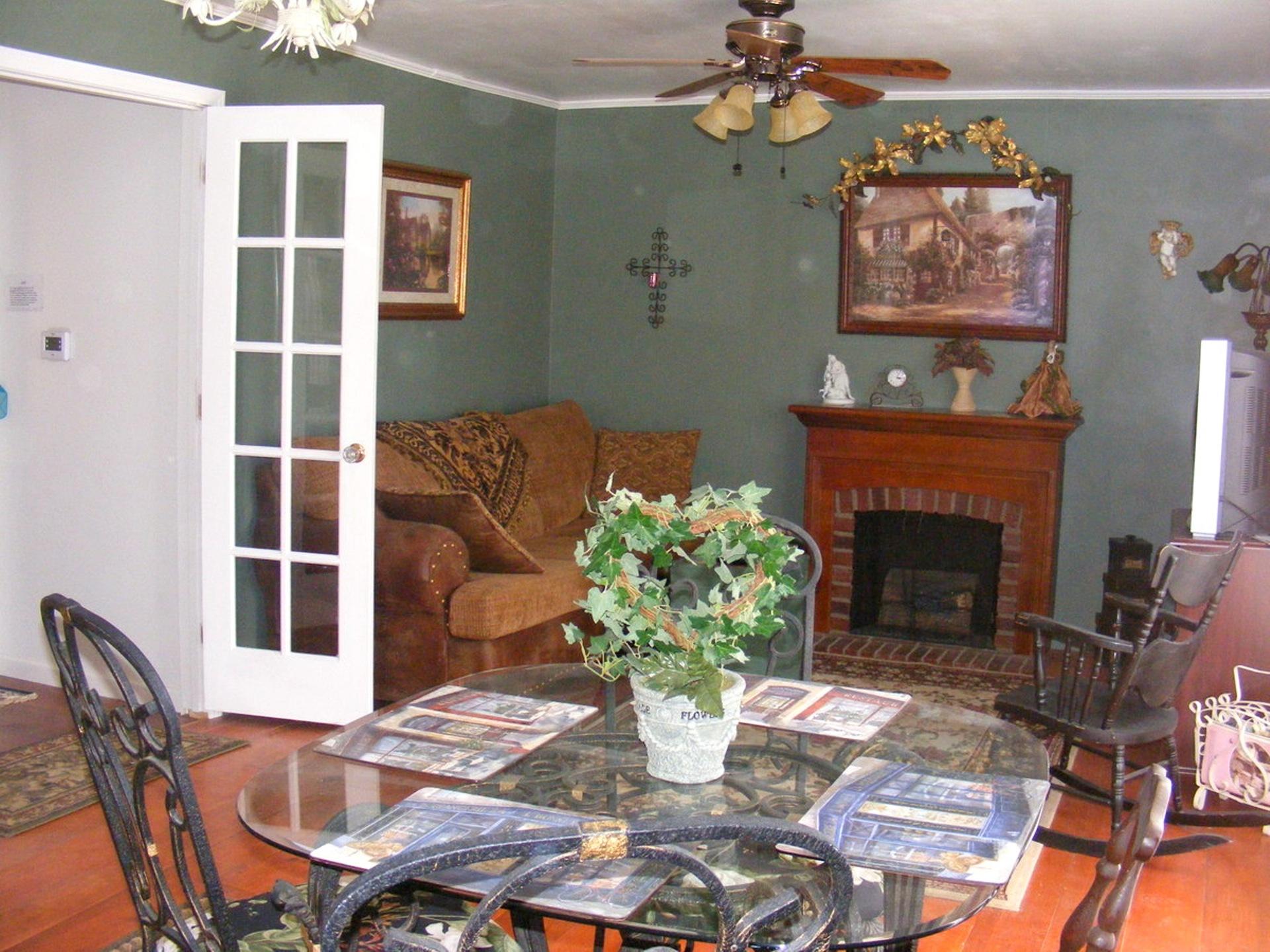 Chateau Living Room 2