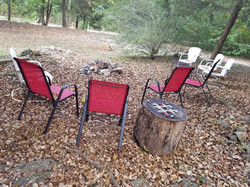 Fire Ring Seating