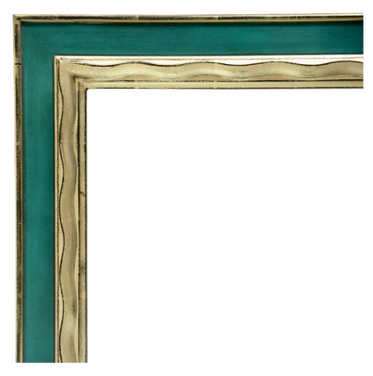 Picasso Frame: Turquiose