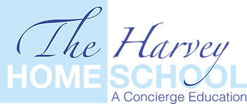 Logo Design | Branding | The Harvey Homeschool