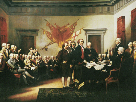 3 FACTS ABOUT THE SIGNING OF THE DECLARATION OF INDEPENDENCE