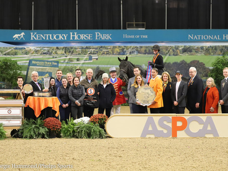 Equitation Reflection: Ava Stearns Discusses Capping Off Her Junior Career With a Win