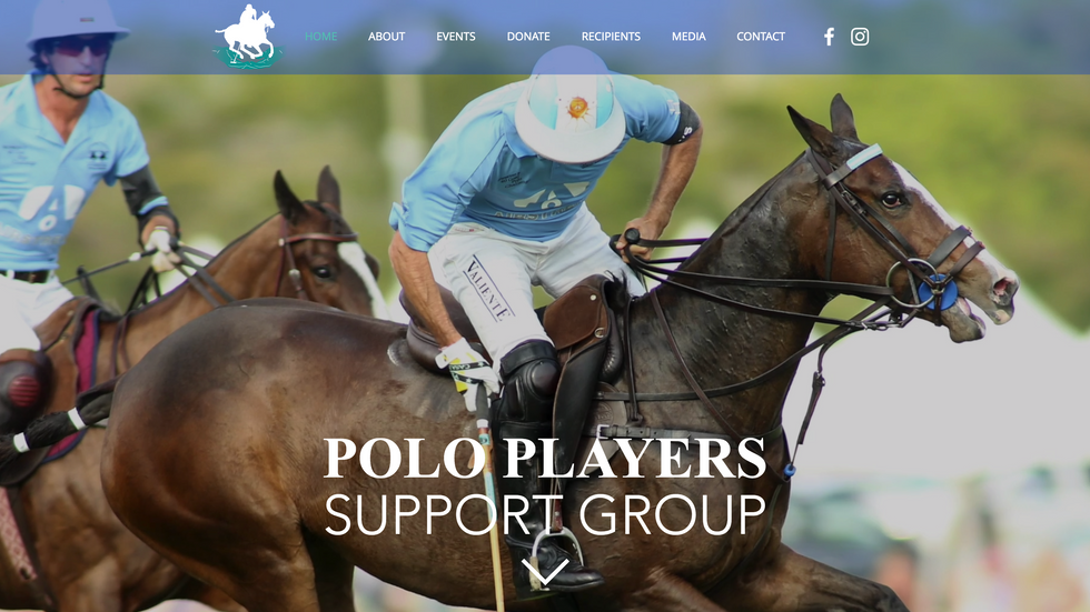 Polo Players Support Group