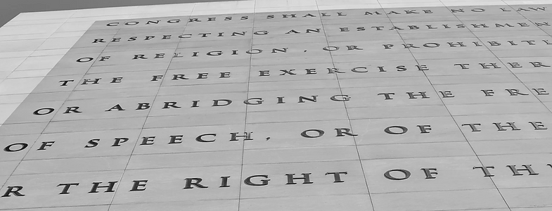 The Bill of RIghts is central t who we are as a nation and a democracy.  Channel Rock works with its clients to help them successfully exercise thier first amendment rights.