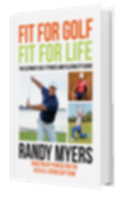 Randy Myers Golf Fitness Book