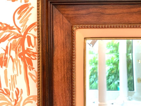 Interior Designer's Vision Blossoms Into Bathroom Beauty