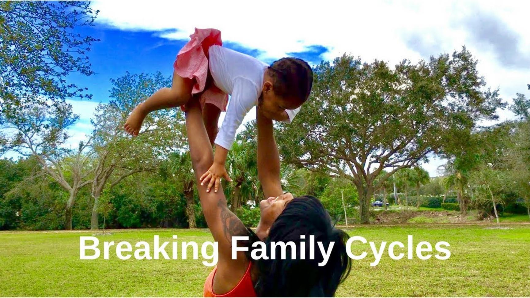 The Open Door - Breaking Family Cycles