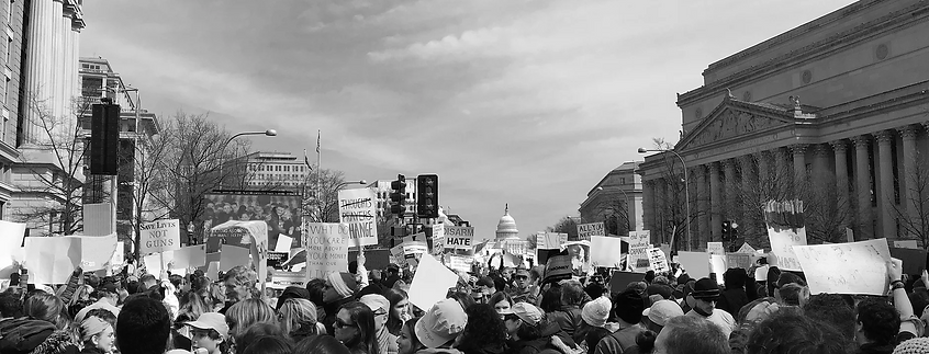 March For Our Lives, Wasington, DC, March, 2018