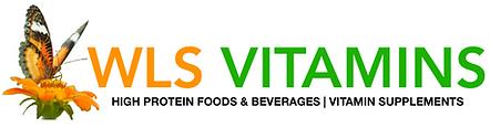 Logo Design | Branding | WLS Vitamins