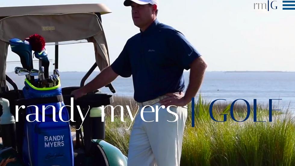 Randy Myers Golf