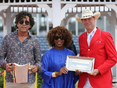 Friendship and Passion Gives Rise to Style of Riding Award at World-Class Competitions