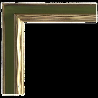 Picasso Frame: Forrest Green