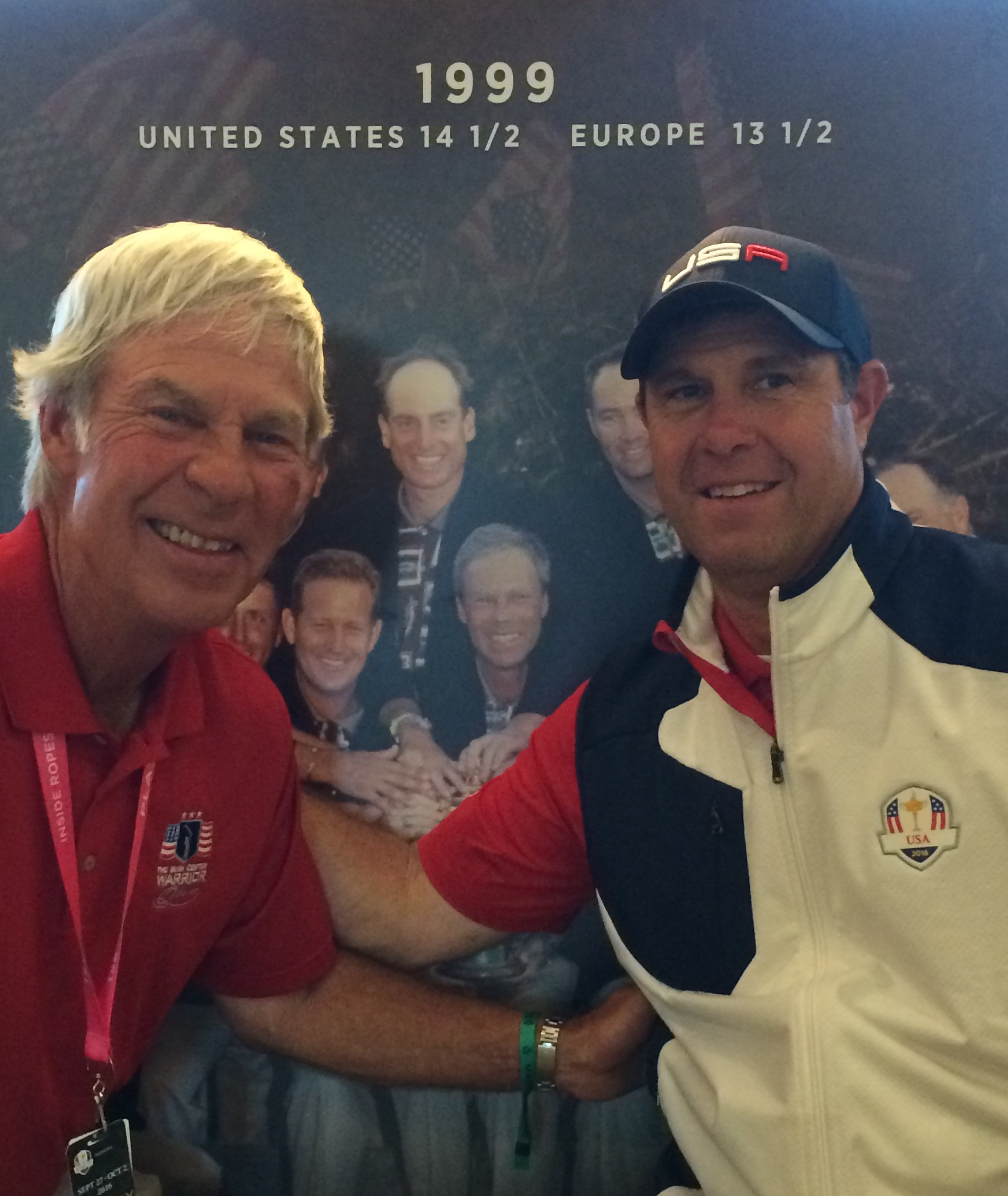 Randy Myers Golf Fitness - Ryder Cup