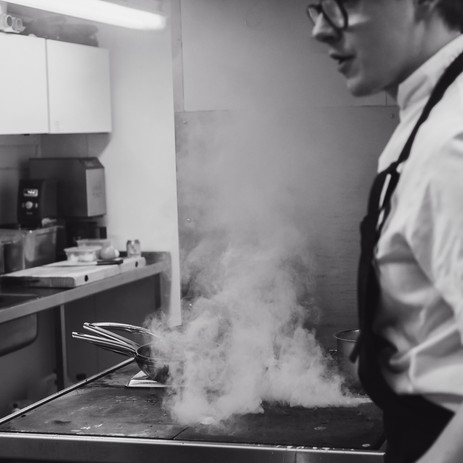 Huset Kitchen