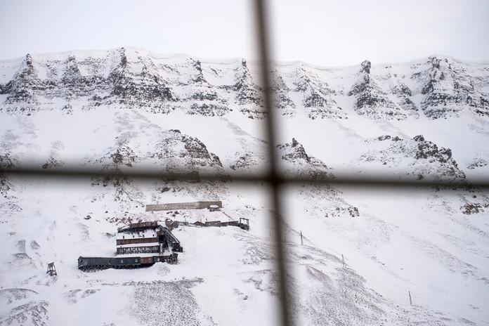 Huset Svalbard Views by fotografbjornsen