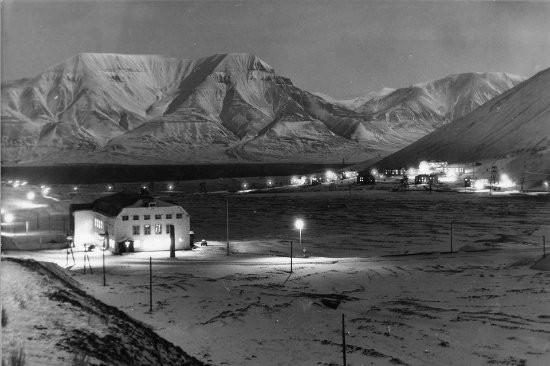 Huset Svalbard Old