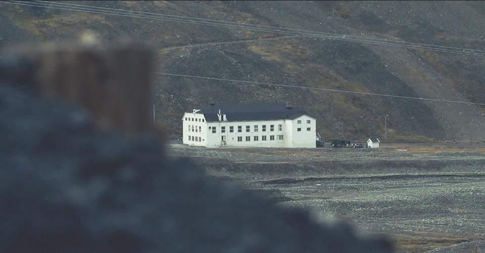 Huset Svalbard Summer
