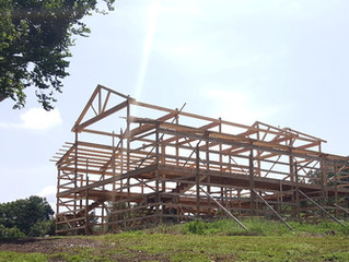 Barn is On the Up & Up