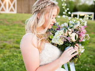 Romantic French Country Styled Shoot